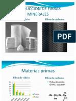 Produccion de Fibras Minerales
