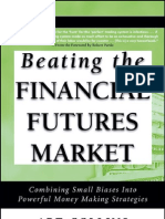 Beating the Financial Futures Mkts - Combining Small Biases Into Money Making Strategies - Collins 2006