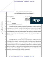 011-Cv-01738 Document 24 Order Granting Motion to Quash