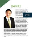 Dr Wang Profile