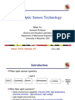 Fiber Optic Sensor Technology