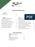 Bellinis-Wine-List