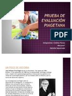 Prueba de Evaluación Piagetana22020202020200
