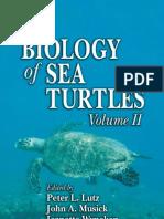 The Biology of Sea Turtles Vol.ii