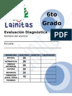 6to Grado - Diagnóstico 2011