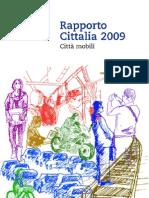 Rapporto Citta Mobili 2009_ANCI-Cittalia