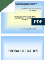 CLASE (5) Probabilidades Distribucion Normal- Final[1]