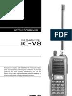 ICOM_IC-V8_Manual