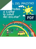 manual del maestro salud escolar