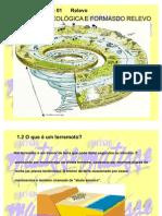 FORMAÇÃO E TIPOS DE RELEVO