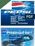 Pepsico Presentation Final
