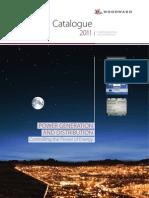 Woodward Product Catalogue 2011[1]