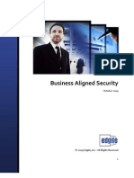 Edgile Business Aligned Security