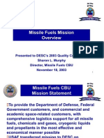 Missile Fuels Briefing 18 Nov 03 com