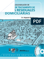 Tratamiento de Aguas Residuales Domiciliarias