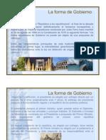 Sistema Constitutional de Francia