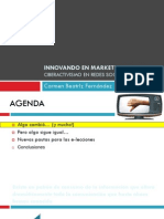 Innovando en Marketing Político