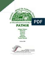 folleto-patmir SEDESOL