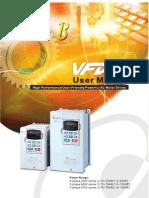 Delta VFD-B Manual