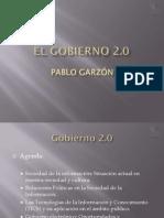 El Gobierno 2.0 - Pablo-Garzon