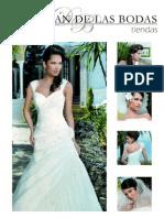 Vestidos de novia Miss Kelly 2012