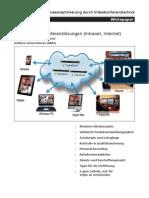 Optimierte Prozesse Mit Videokonferenztechnik