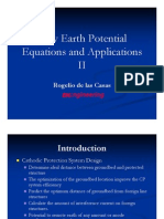 New Earth Potential Equation & Application II by Rogelio de Ias Casas