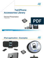 STM32 iPod iPhone Accessories Library - Presentation v0.2