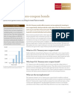 U.S. Treasury Zero-Coupon Bonds