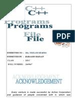 Programs of c++-2