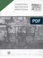 1986a-b, Cuadernos de Arquitectura Mesoamericana num.7