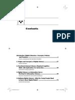 Digital Literacies—Concepts, Policies and Practices 2008