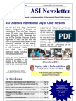 ASI Newsletter IDOP October 2010