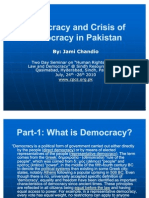 Presentation on Democracy