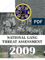 National Gang Threat Assessment 2009 - FBI