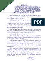 Thông tư 02/2009/TT-BXD về việc hướng dẫn sửa đổi, bổ sung điểm 2 Mục II Thông tư số 04/2004/TT-BXD ngày 07/7/2004 của Bộ Xây dựng