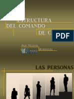 Estructura Comando de Campaña