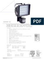 GONASP-15S_projecteur LED Floodlight Avec Cellule_4113_hexagone Innovation