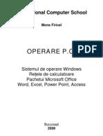 Operare_PC