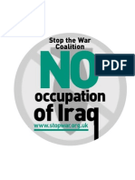 No Ocupation of Iraq