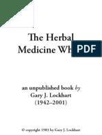 Herbal Medicine Wheel
