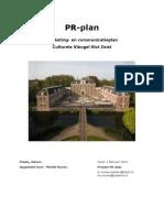 Def PR-Plan Culturele Vleugel