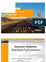 7UM62_Rotor Earth Fault Protection