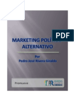Marketing Politico Alternativo - Pedro José Rivera Giraldo