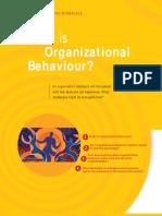 Fundamentals of Organizational Behaviour 3rd Cdn Ed.