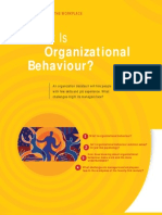 Fundamentals of Organizational Behaviour 3rd Cdn Ed.