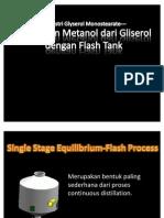 pemisahan metanol