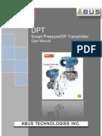 DPT Smart Pressure Transmitter