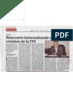 Le journal Aujourd Hui Le Maroc N° 2453 13 juin 2011