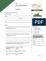 MTE2011-Awards Entry Form